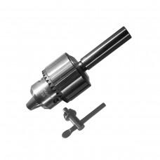 "1/32""- 5/8"" Heavy Duty Keyed Drill Chuck with 3/4"" Straight Shank in Prime Quality"