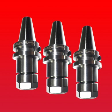 3 Pcs BT30 ER20 MILLING COLLET CHUCK HOLDER PROJ. 2.76 Bal 25K Prime Quality