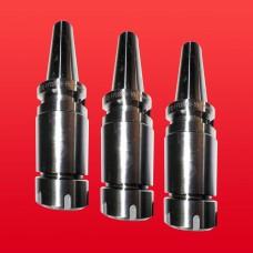 3 Pcs BT30 ER32 MILLING COLLET CHUCK HOLDER PROJ. 3.94 Bal. 25K Rpm in Prime Quality