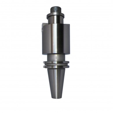"""CAT40 Shell End Mill Arbor 1-1/2"""" Pilot W Projection to 4"""" Balance to 20K RPM"""