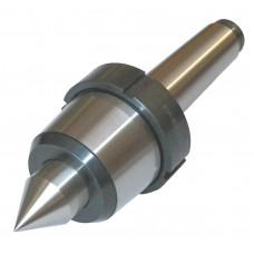 High Precision Removable Nut Lathe Live Center-MT2