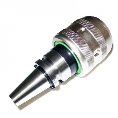 BT 40 Power Milling Chuck with 165mm Projection