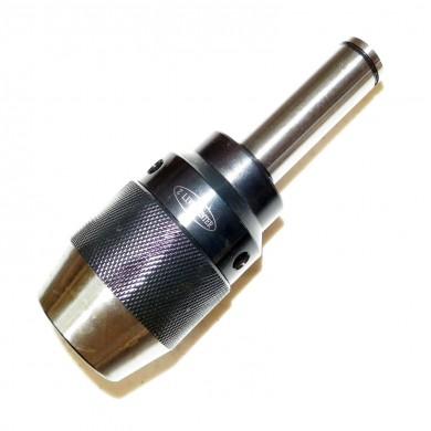"1/32""- 5/8"" Drill Chuck Integral with 3/4"" Straight Shank CNC Precision Design"