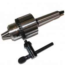 "3/16""- 3/4"" Heavy Duty Keyed Drill Chuck with 4MT Shank in Prime Quality"