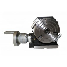 4 inch Horizontal and Vertical Rotary Table in Primary Quality