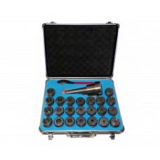 MT4 ER40 COLLET CHUCK TOOL HOLD SET 23 PCs ER 40 COLLETs HOLDER KIT