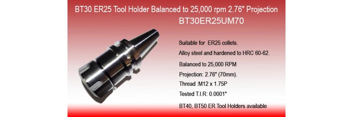 BT30 ER25 Tool Holder